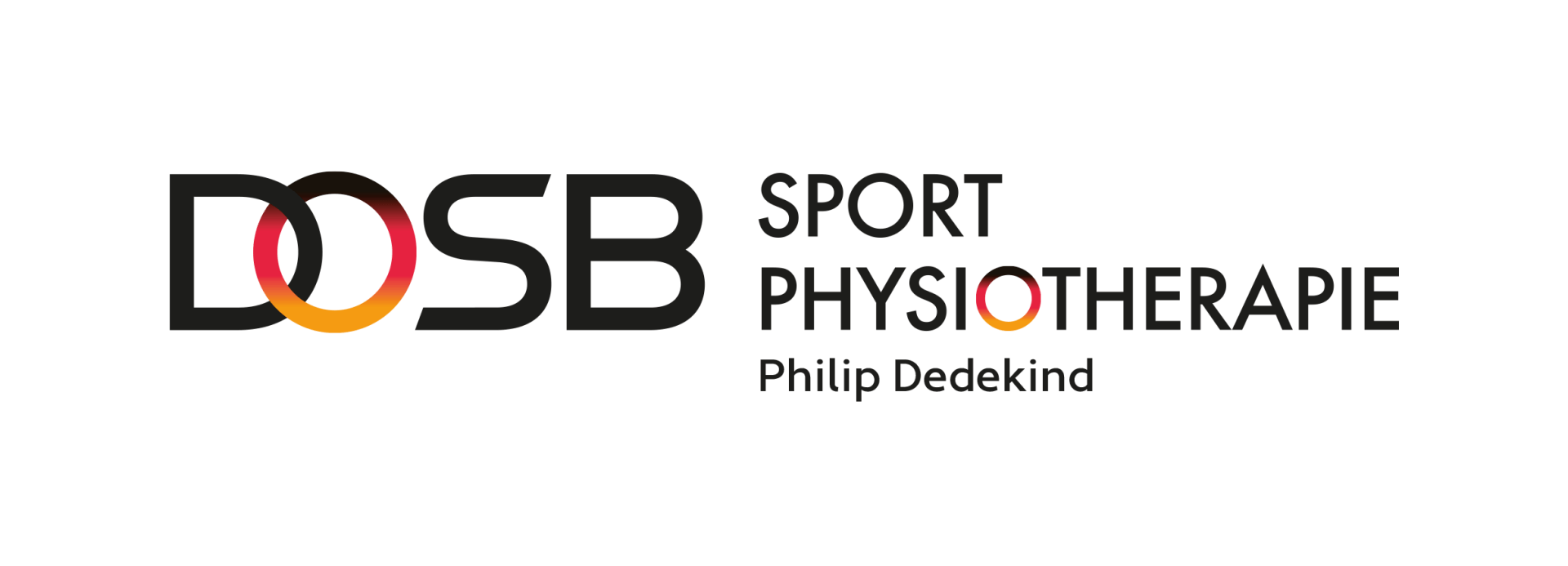 DOSB Sportphysiotherapeut Philip Dedekind